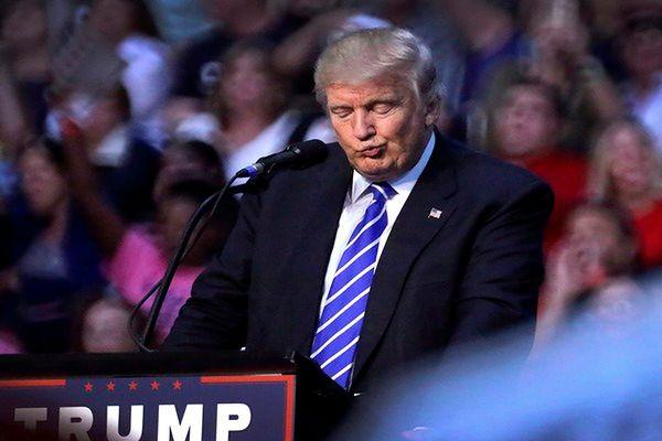 Chwyt reklamowy z Trumpem naraził firmę na straty wizerunkowe