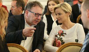 Monika Zamachowska wzięła się za zdrowie męża