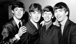 Zespół The Beatles (od lewej: Paul McCartney, John Lennon, Ringo Starr, George Harrison)