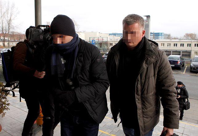 Marek Ch. od wtorku przesłuchiwany jest w katowickiej prokuraturze