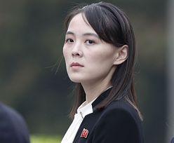 Siostra Kim Dzong Una wściekła. Grozi USA i Korei Południowej