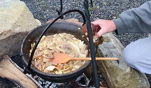 Jak przygotować kociołek cygański