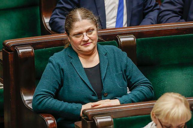 """Krystyna Pawłowicz nie odpuszcza Dudzie. """"Co prezydent robi?"""""""