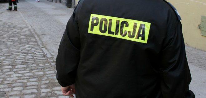 Policja bije dla premii?