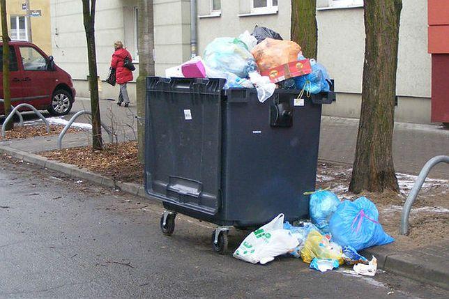 Tysiące skarg na zalegające na ulicach śmieci. Władze Poznania reagują