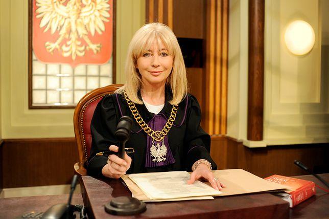 Anna Maria Wesołowska ma za sobą trudny rok