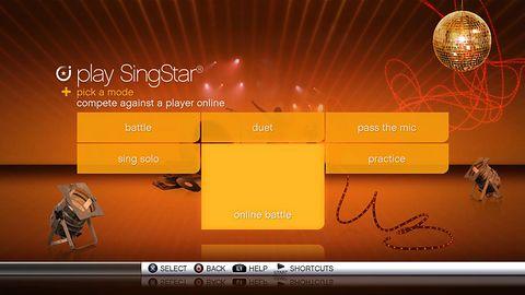 Sieciowe bitwy trafią do SingStar