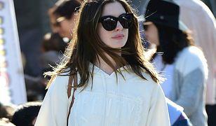 Anne Hathaway opowiedziała o stresie, jaki przyniosła jej sława
