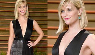 Zachwycająca Reese Witherspoon: co za dekolt!