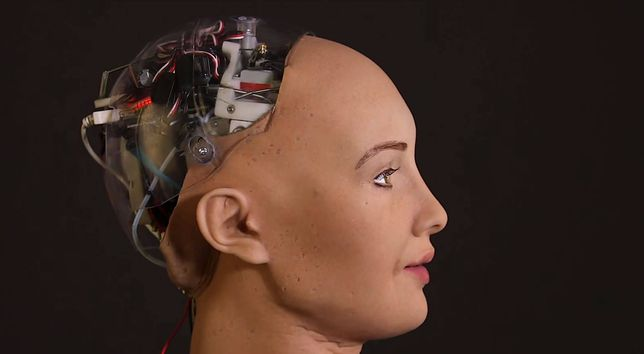 Robot Sophia - nowa obywatelka Arabii Saudyjskiej