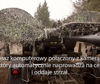 Rumuńskie działa bronią polskiego nieba. Zobacz Oerlikony w akcji