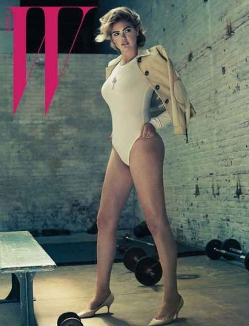 """Seksowna Kate Upton w sesji dla """"W Magazine Korea"""""""