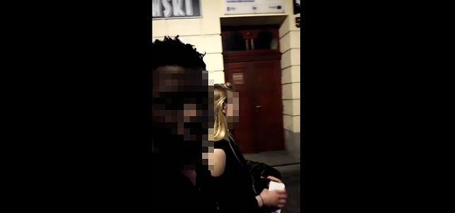 Wideo z Polką, która idzie do łóżka z czarnoskórym wywołało burzę