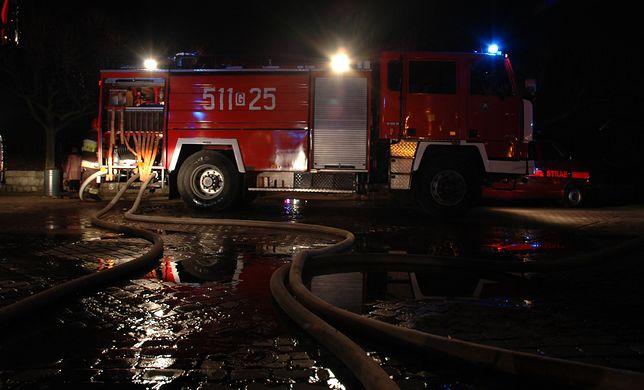Pożar w Stryszowie. Co dokładnie się stało pod Wadowicami? (zdjęcie ilustracyjne)