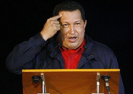Chavez nacjonalizuje lokalny oddział amerykańskiego koncernu