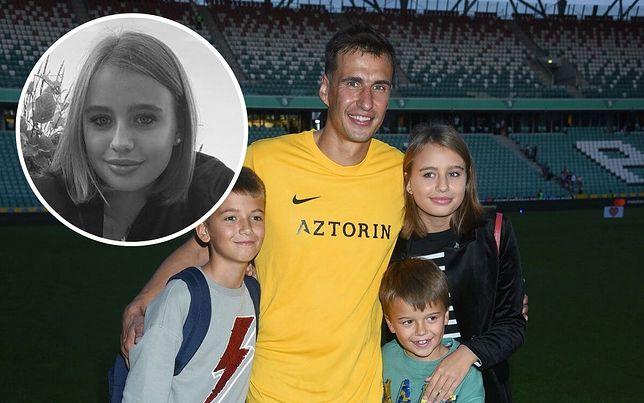 Oliwia Bieniuk coraz bardziej przypomina swoją mamę Annę Przybylską