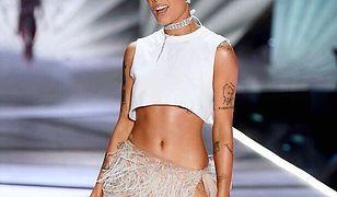 Halsey zaśpiewała na pokazie Victoria's Secret.