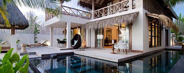 Najbardziej luksusowy hotel świata w roku 2017. Prawdziwy raj na ziemi