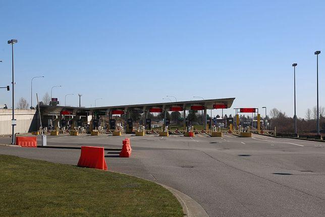 Przejście graniczne Kanada-USA