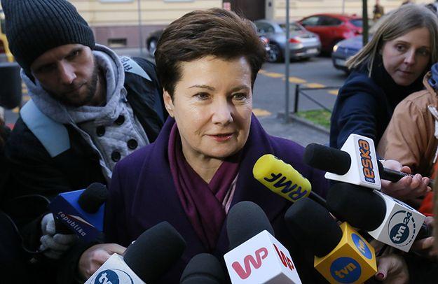 #dziejesięnażywo Hanna Gronkiewicz-Waltz o zatrzymaniu Józefa Piniora: jestem bardzo poruszona