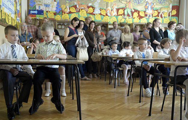 Inauguracja nowego roku szkolnego w Szkole Podstawowej nr 15 w Przemyślu