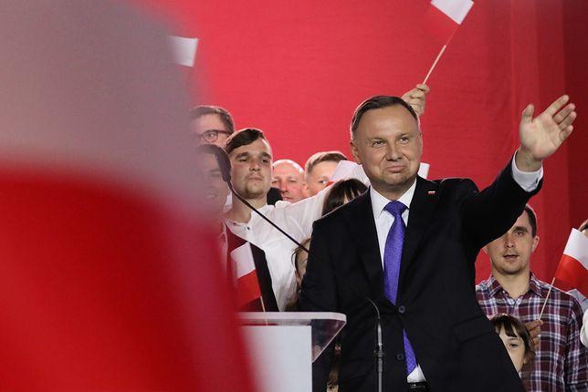 Andrzej Duda zwycężył w województwie małopolskim