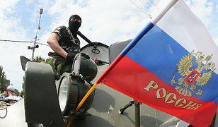 Mieszkańcy Doniecka przerażeni: zaczyna się tu prawdziwa wojna domowa