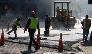 Wakacje pod znakiem remontów dróg
