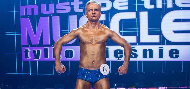 "Piotr Rogucki w samych bokserkach na scenie ""Must Be The Music""!"