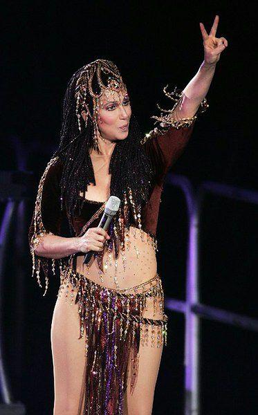 Cher - wiecznie młoda