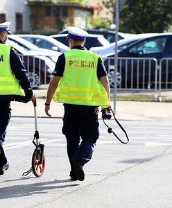 Wypadek na S8 w Pruszkowie. Gigantyczne korki