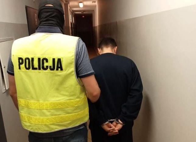 Gdynia. Zaatakował 17-latka nożem, usłyszał zarzuty