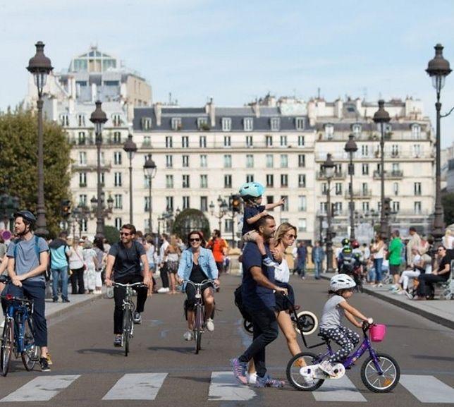 Ograniczenie wjazdu samochodów to kolejne rozporządzenie mer miasta