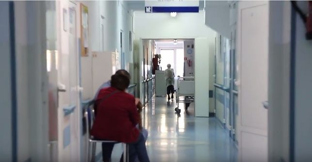 Dyrekcja szpitala wprowadziła ograniczenia w odwiedzinach chorych