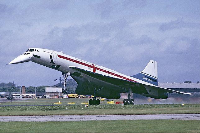 Concorde to jedna z ikon lotnictwa