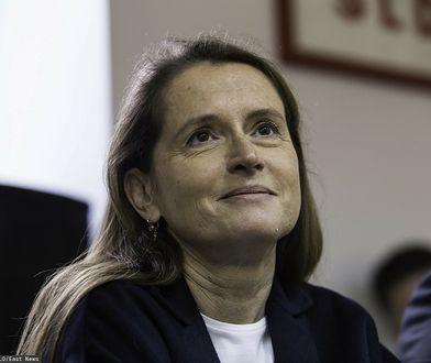 """""""Brunatna Księga"""". Monika Jaruzelska wpisana na kontrowersyjną listę"""