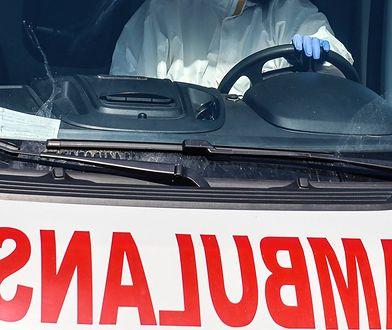 Mazowsze. Dwa ambulanse zostały przekazane szpitalowi i strażakom