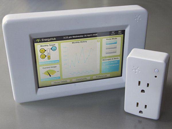 1. Inteligentny termostat