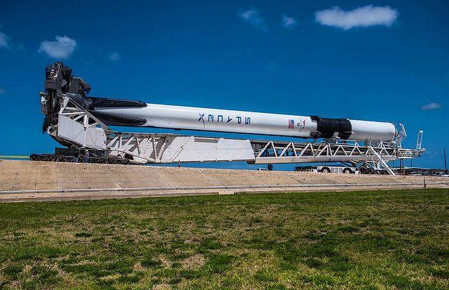 Elon Musk chwali się nową rakietą. I ma do tego powody