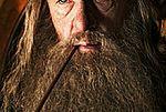 [foto] ''Hobbit'' - Bilbo i Gandalf po raz wtóry