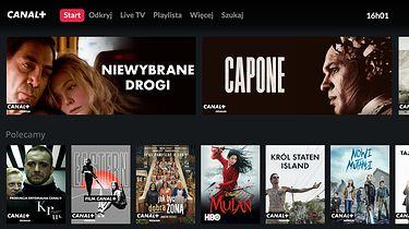Canal+ online dostępny na telewizorach Samsung. Sprawdź, czy możesz pobrać - Canal+ online