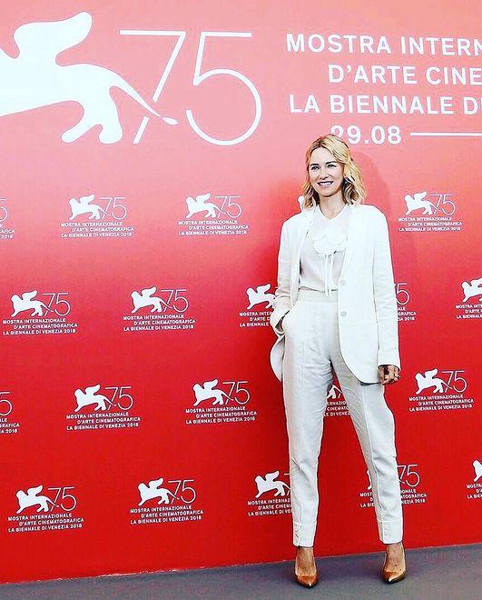 Naomi Watts na tegorocznym Festiwalu Filmowym w Wenecji