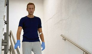 """Aleksiej Nawalny opuścił szpital. """"Pełny powrót do zdrowia jest możliwy"""""""