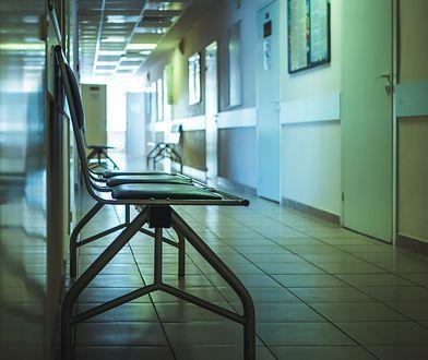 35-letni pacjent zmarł na zawał serca