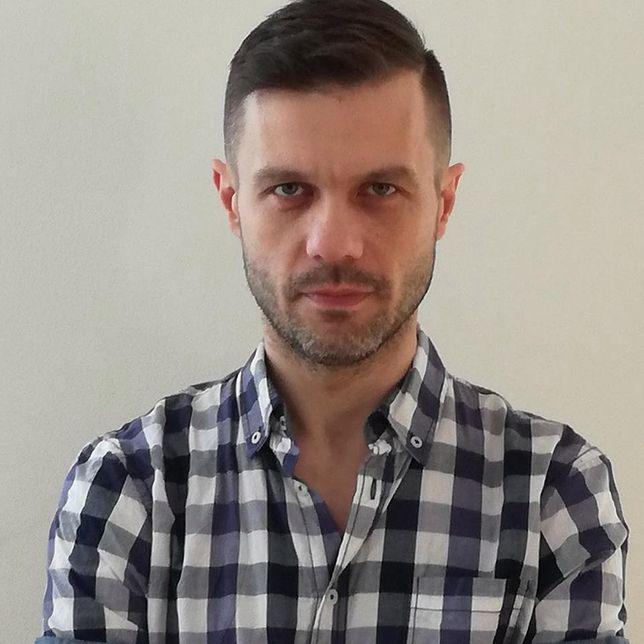Marcin Ręczmin, szef newsroomu w Wirtualnej Polsce