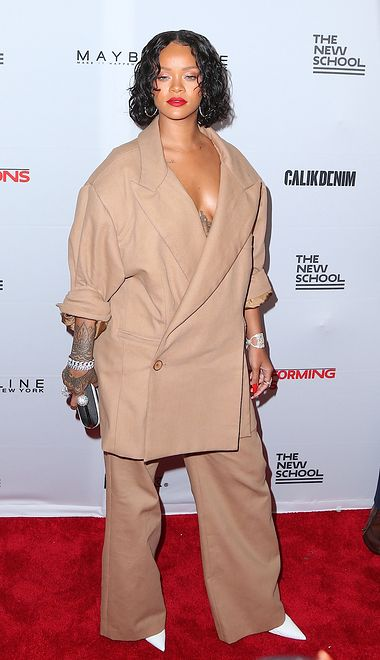 Rihanna � la 69�me soir�e annuelle Parsons Benefit au Pier 60 � New York, le 22 mai 2017 � Morgan Dessalles/Bestimage Honoree Rihanna attends the 69th Annual Parsons Benefit at Pier 60 on May 22, 2017 in New York City