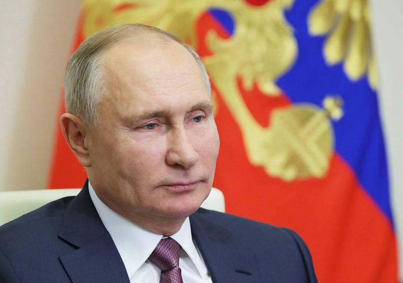 Zamieszki w Waszyngtonie. Putin uparcie milczy