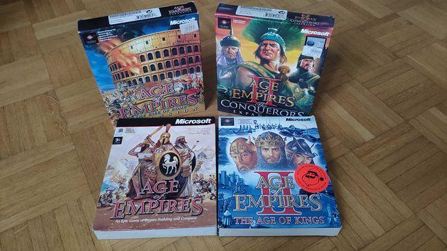 Kolekcja Age of Empires