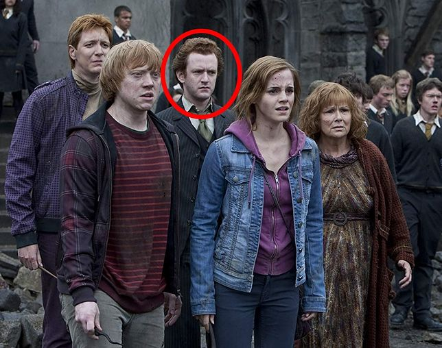 Chris Rankin to Percy Weasley, starszy brat Rona