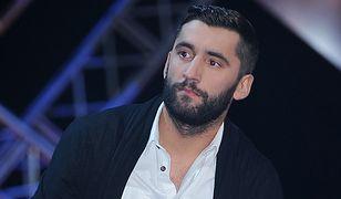 Rafał Maserak został ojcem w wieku 36 lat